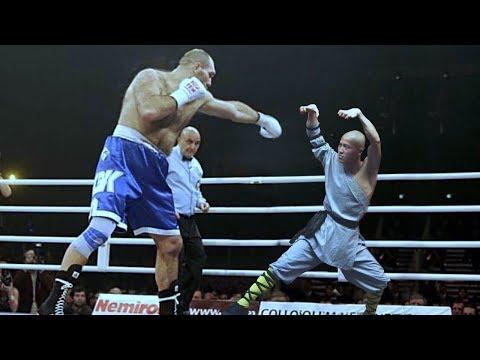 Тай Чи против ММА! Реальный бой