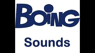 Boing Sound Effects All Sounds