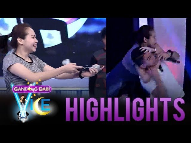 GGV Pre-Show: Fredelyn shows her acting skills | #GGVKatawaYun
