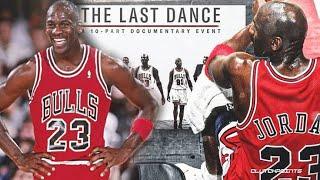 ESPN LAST DANCE MICHAEL JORDAN | ESPN DOCUMENTARY