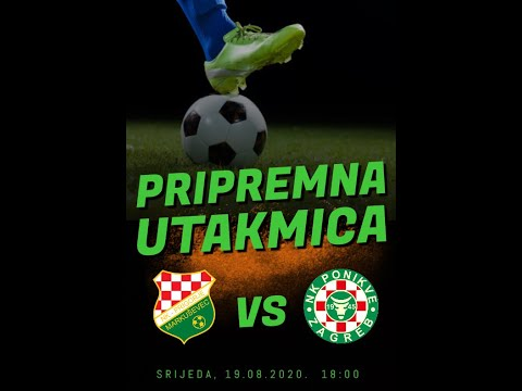 NK Prigorje Markuševec 0 - 4 NK Ponikve prijateljska utakmica sažetak