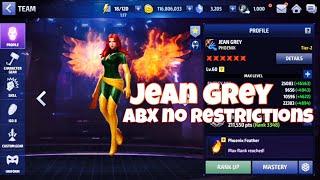 Jean Grey - Extreme Alliance Battle   Marvel Future Fight
