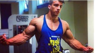 16 year old bodybuilder transformation | Tim Gabel
