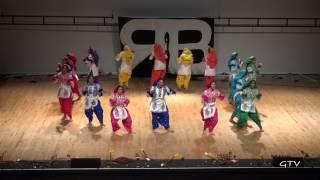 Royal Bhangra Girls @ Bruin Bhangra 2016