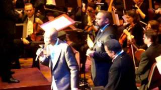 Bishop Walter Hawkins - Part 1 - LAST PUBLIC PERFORMANCE -