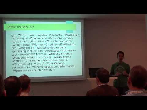 [stereo sound] Writing robust code - David Stone @ Meeting C++ 2014