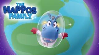 Ay | Derleme | Happos Aile Çizgi film | Bölüm | Çizgi film Çocuklar için Boomerang I