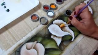 Copo De Leite Dica Paty Buoso – Pintura em tecido