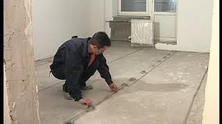 Заливка полов, ремонт и отделка дома<