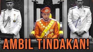 (PAHANG) TENGKU HASSANAL : PENGHINAAN INSTITUSI RAJA DAN ISLAM TIDAK BOLEH DIBIARKAN