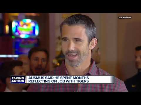 Brad Ausmus said he spent months reflecting on his job with the Tigers