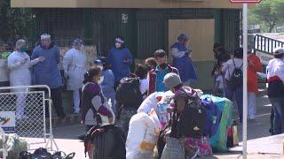 El Día Internacional del Refugiado, marcado por la pandemia de Covid-19
