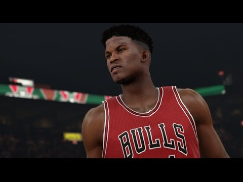 NBA2K17 - How To Use Jimmy Butler!