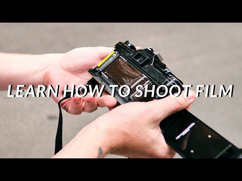 Film Photography for Complete Newbies 📷!