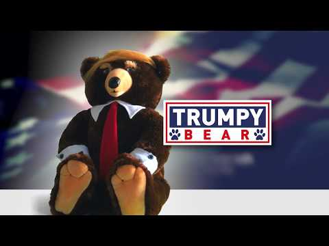 Trumpy Bear: Now your Christmas shopping is complete