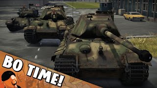 War Thunder - Tiger II (P) A Sprinkle of Suffering