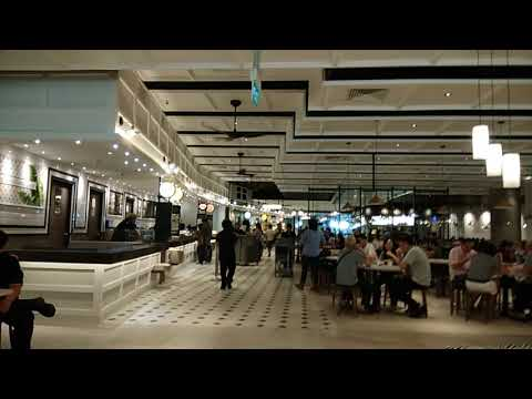 Visit to New Terminal 4 at Changi Airport, Singapore