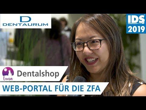 Luna - Das Portal für die zahnmedizinische Fachangestellte | IDS 2019