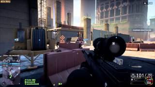 Battlefield Hardline PC Gameplay - Ultra Settings