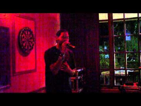 """8-Bit Adam ~ Taproot """"Poem"""" (Karaoke) @ Boca Muse, 1-30-11"""