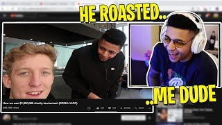 MYTH REACTS TO TFUES KOREA VLOG!