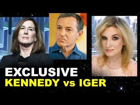 Kathleen Kennedy almost FIRED - Star Wars Fan Backlash UPDATE en streaming