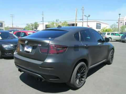 2013 Bmw X6 M Awd 4dr Twin Turbo 555 Horsepower Reno Nevada