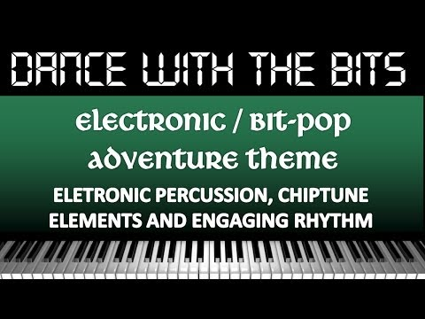 Lukan Peixe - Dance With the Bits [Eletronic / Bit-Pop] (Music for Vlog / Gameplay )