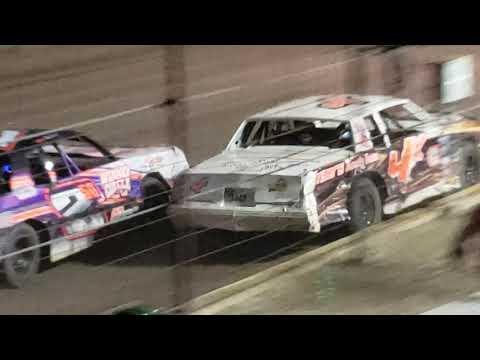 Hobby stock feature Salina Speedway 7.26