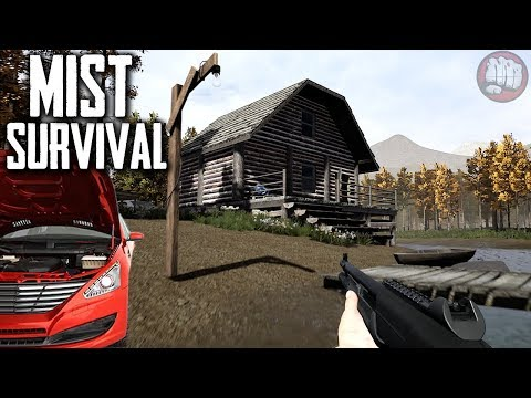 Working On The Car   Mist Survival   Part 2