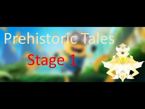 Back to Volcano?   Prehistoric Tales Special Mission   Minion Rush   Stage 1  