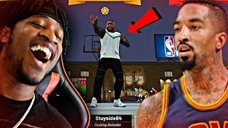 TAKING OVER NBA 2K19 WITH JR SMITH, FATBOY_SSE AND THE HOMIES! ITS LIT!!!!! - NBA 2K19