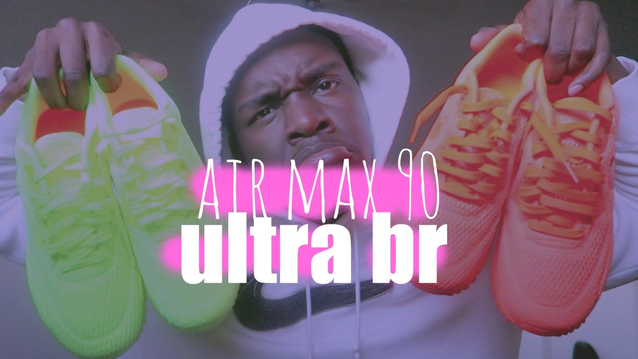 Nike Air Max 90 Ultra Superfly On Feet