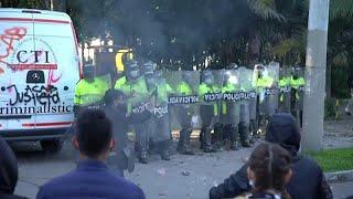 Protestas contra la brutalidad policial en Colombia dejan 5 muertos