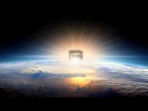 Miracle of Khana Kaaba as the center of the earth