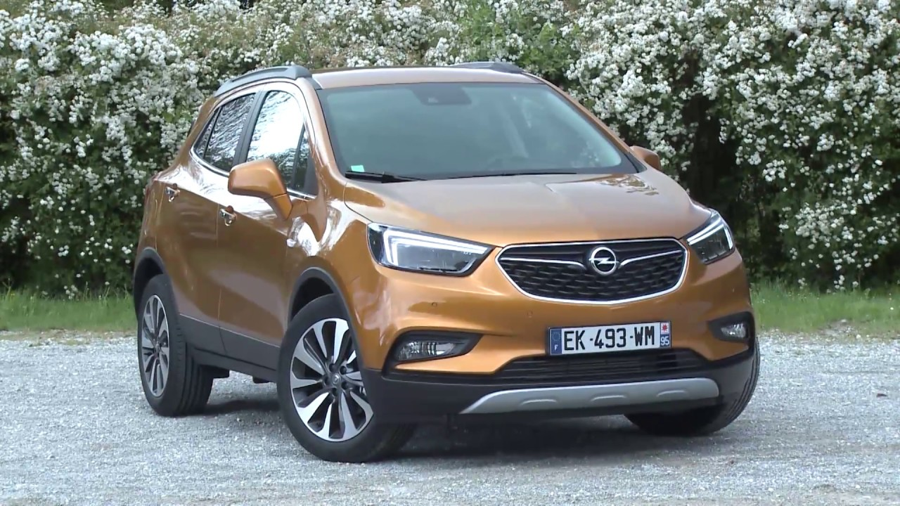 essai opel mokka x 1 4 turbo 4x4 150ch elite youtube. Black Bedroom Furniture Sets. Home Design Ideas