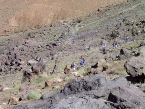 Trekking in Morocco - Atlas mountain guide from Imlil