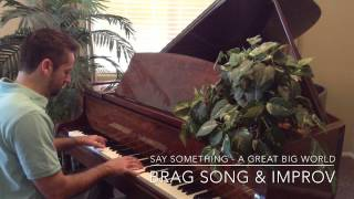 Say Something - A Great Big World - PIANO COVER