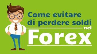 Il Forex è sicuro? 10 consigli per non perdere soldi | FOREXINFO