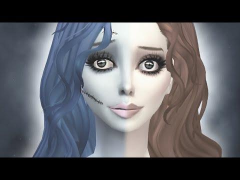 The Sims 4 || CAS — Corpse Bride