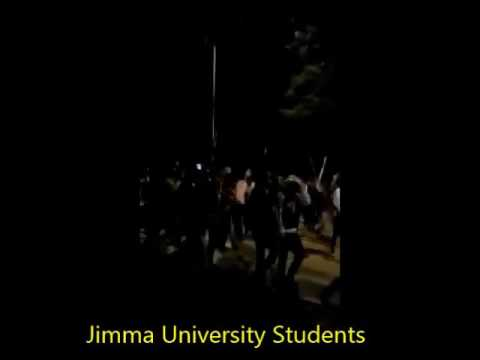 Jimma university amhara and oromo students rally against tplf