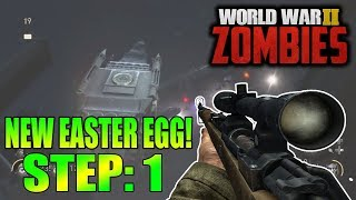 Download lagu NEW EASTER EGG FOUND ON THE FINAL REICH! STEP 1 FOUND! - Call of Duty: World War II Nazi Zombies!