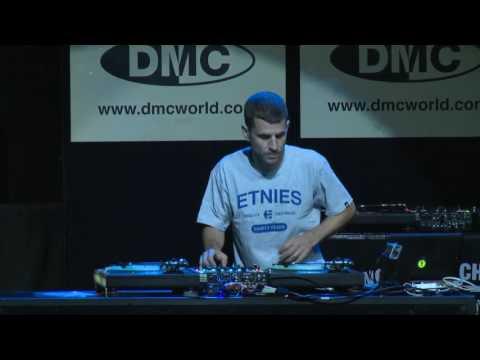 DJ Brace (Canada) - DMC World DJ Championships 2016
