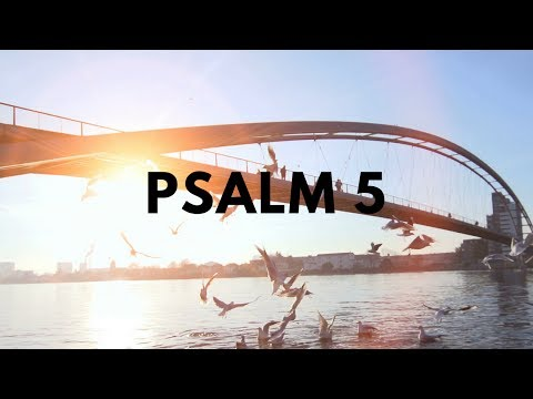 Vinesong - Psalm 5 (Lyric Video)
