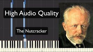 Tchaikovsky - Russian Dance Trepak on piano from The Nutcracker