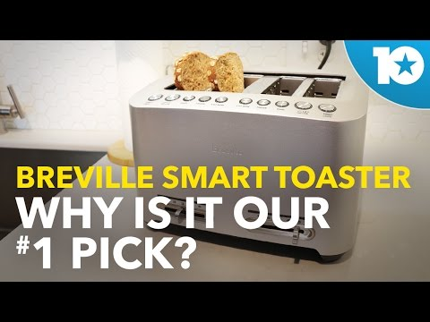 Breville Smart Toaster - Why Is It Our #1 Pick?