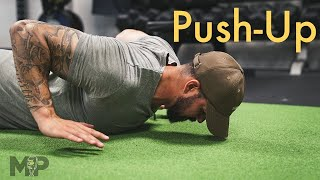 The RIGHT Way To Do Push-Ups (PERFECT FORM)