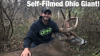 Ohio Public Land Bowhunt 2017!! 151