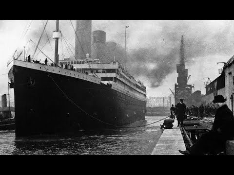 Download Titanic le départ, Avril 1912. Vraie vidéo d'époque