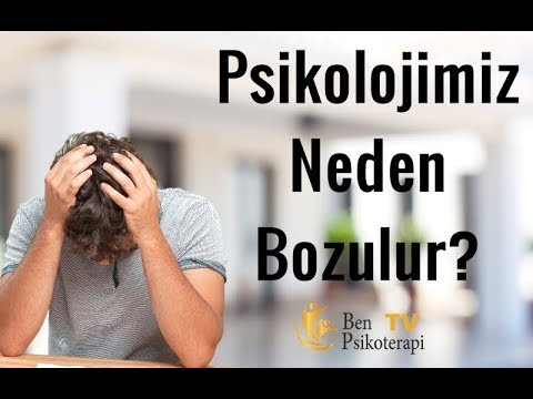 WHY IS YOUR PSYCHOLOGY? | İdris GÜNDÜZALP Expert Clinical Psychologist